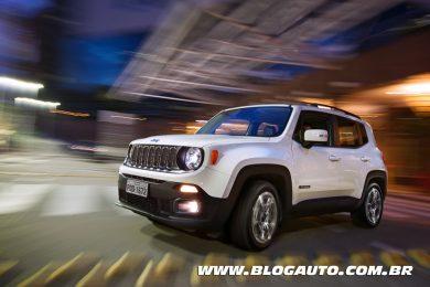 Jeep Renegade 2016 Longitude