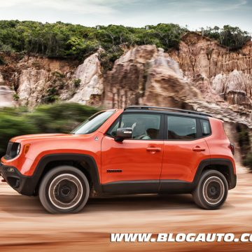 Jeep Renegade 2016 Trailhawk 4x4