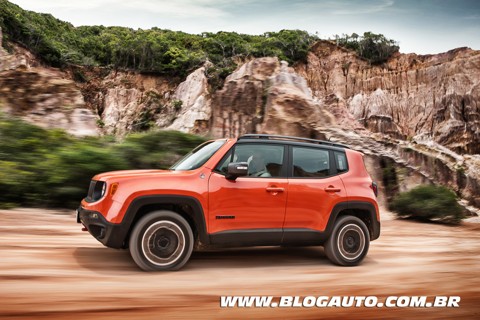 Jeep Renegade 2016 Trailhawk 4x4