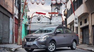 Nissan Versa 2016 1.0 S