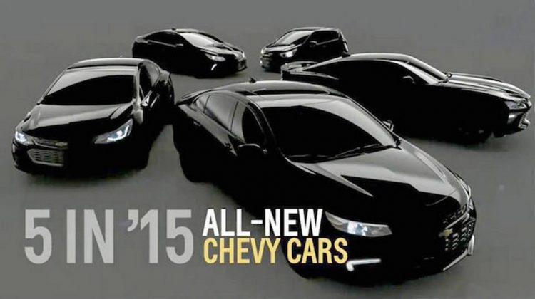 Teaser da nova geração do Chevrolet Camaro