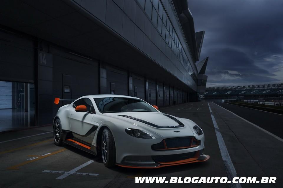 Aston Martin Vantage GT12 leva 600 cv para as ruas