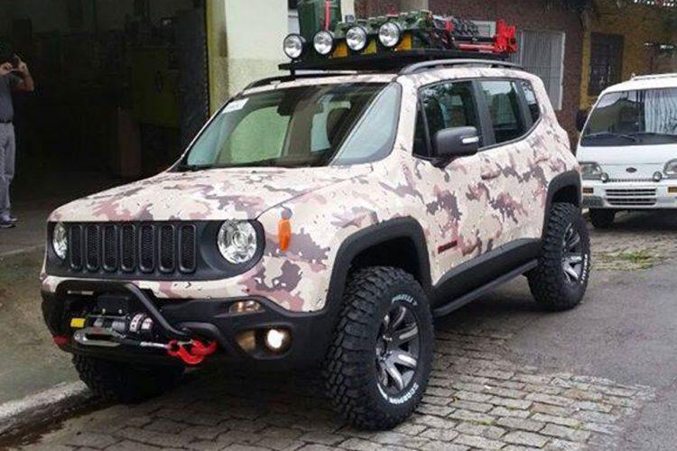 Jeep Renegade Ter 225 Vers 227 O Customizada No Lan 231 Amento Blogauto