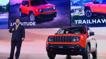 Jeep Renegade: meta ambiciosa