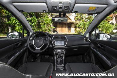 Suzuki S-Cross 2016