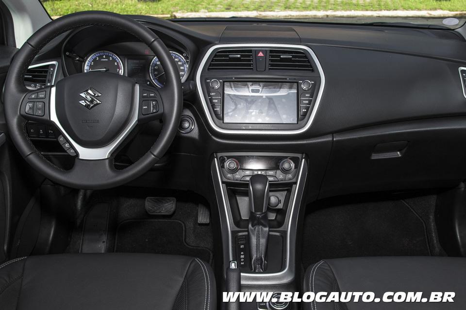 Avaliacao Suzuki S Cross E Suv Compacto Na Medida Blogauto