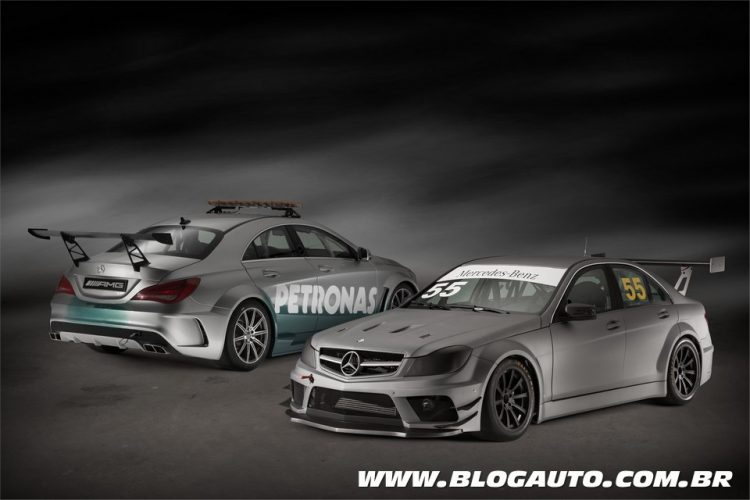 C250 do Mercedes-Benz Challenge