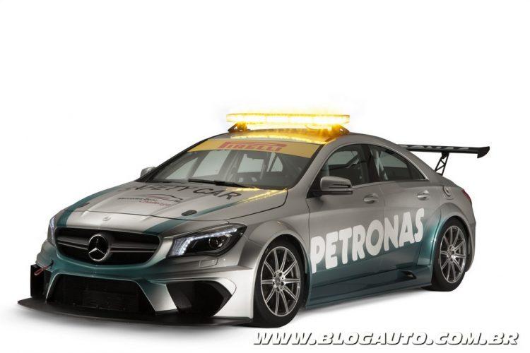 CLA 45 AMG Racing Series do Mercedes-Benz Challenge
