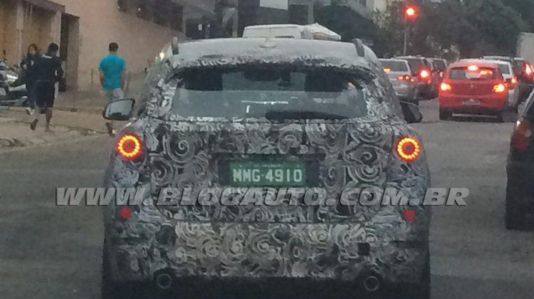 Flagra BMW X1 por Gustavo Beppler