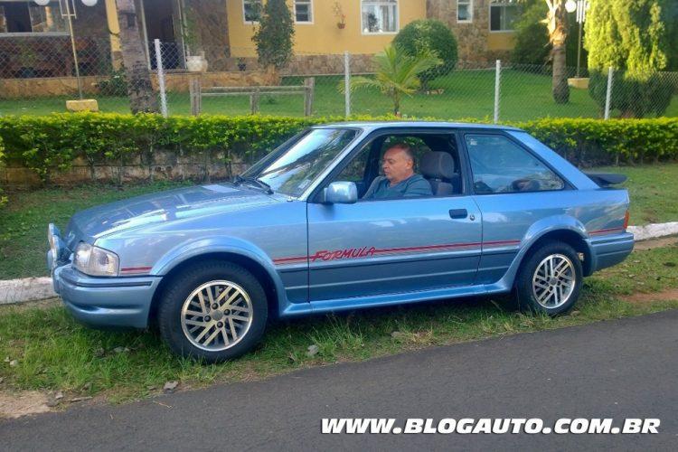 Ford Escort XR-3 Fórmula - Denivan Vargas de Araújo