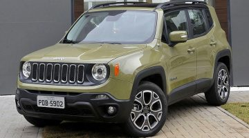Jeep Renegade Opening Edition