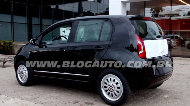 Flagra: Volkswagen up TSi