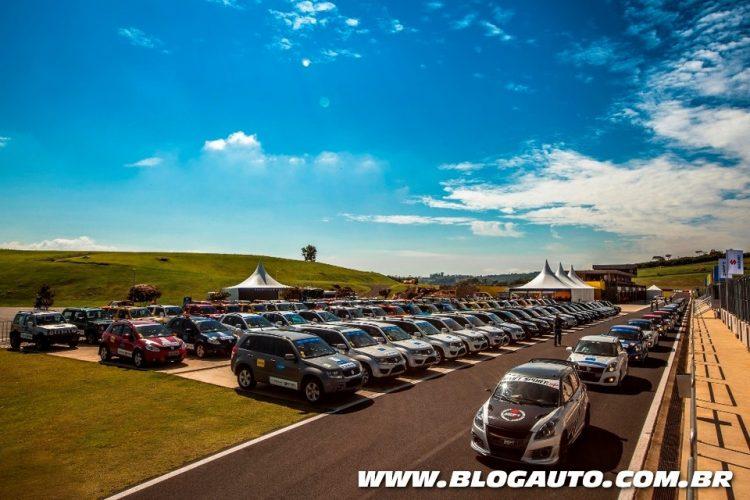Suzuki Track Day