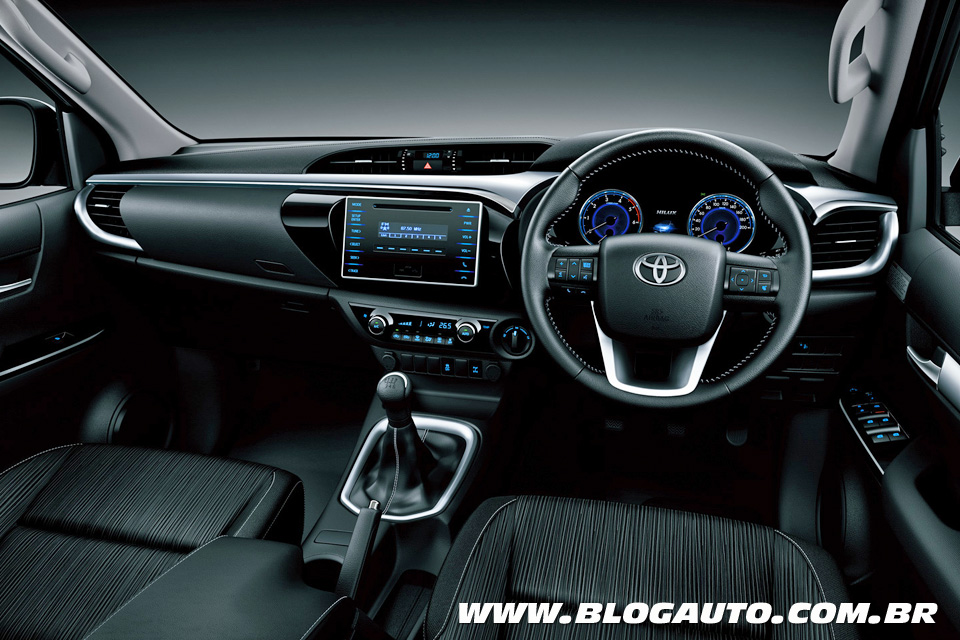 toyota hilux sa 2016 release date price and specs. Black Bedroom Furniture Sets. Home Design Ideas
