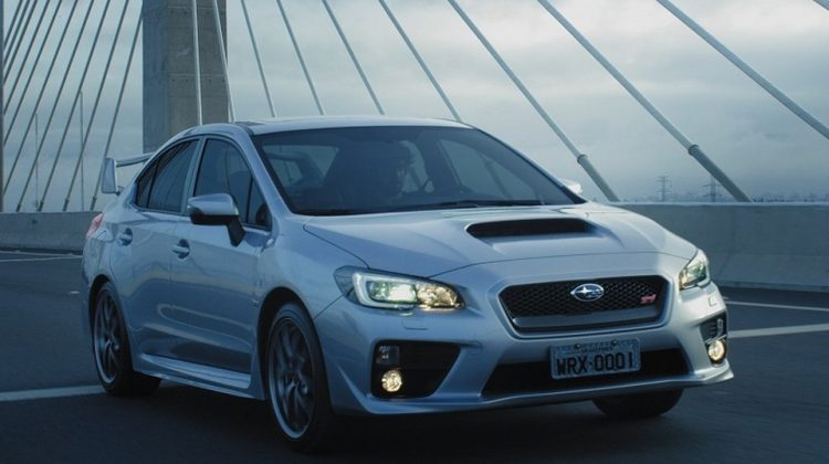 Campanha de imagem da Subaru