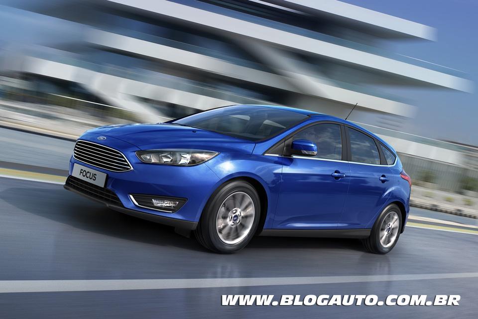 Ford Focus 2016 chega no final do mês