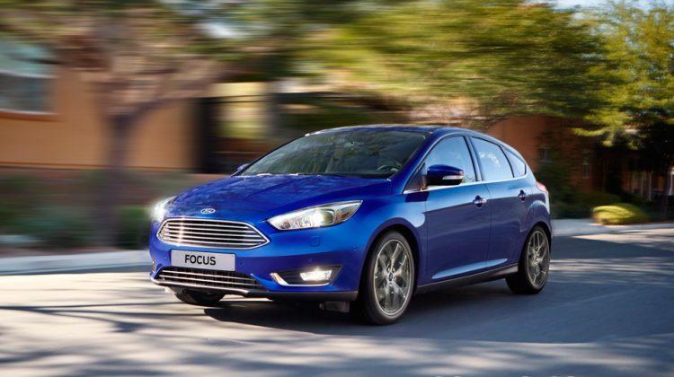 Ford Focus 2016 Titanium