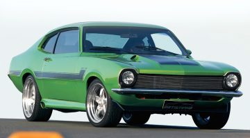 Ford Maverick Light Metallic Green by Batistinha