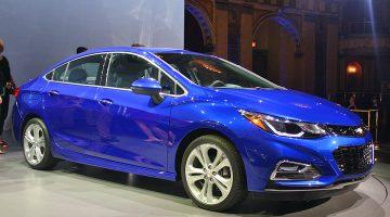 Chevrolet Cruze 2016 (para os EUA)