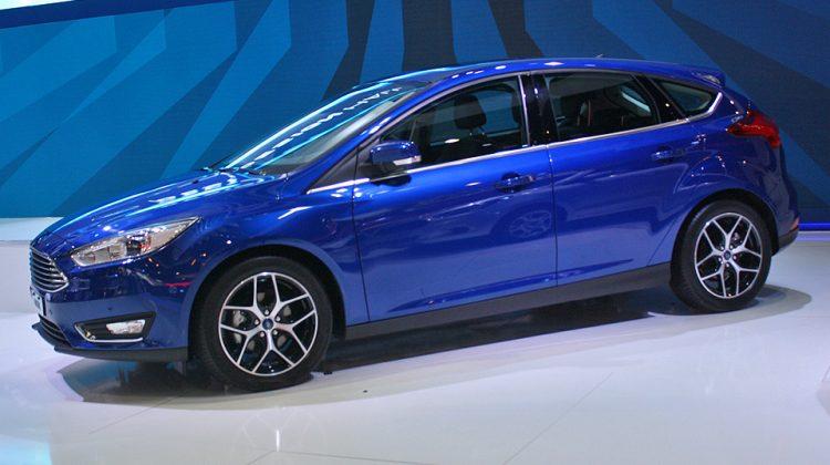 Ford Focus 2016 reestilizado