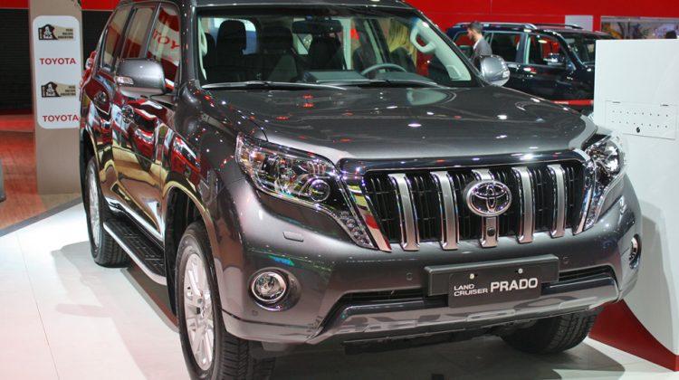 Land Cruiser Prado, que um dia já foi vendida no Brasil