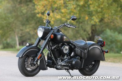 Indian Chief Dark Horse 2015