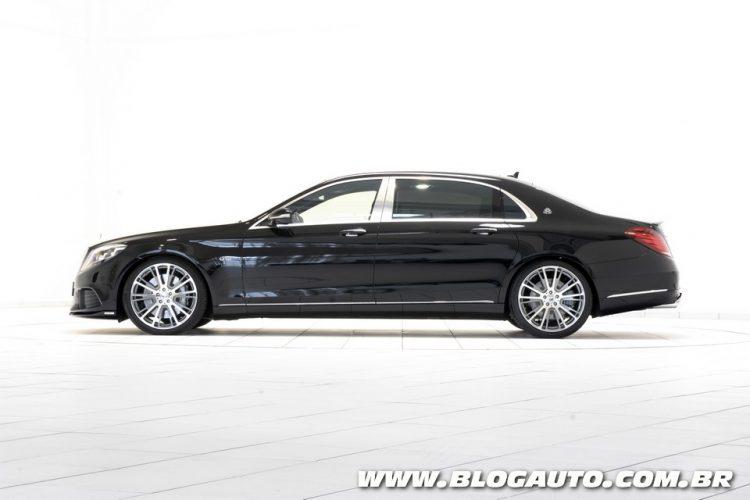 Mercedes-Maybach Brabus Mercedes-Maybach Brabus