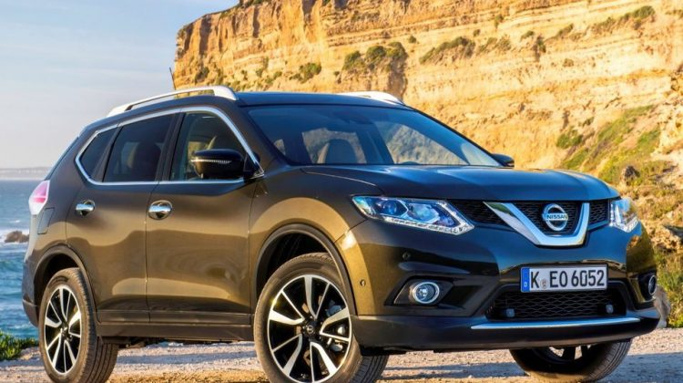 nissan x trail conhe a o modelo que pode chegar ao brasil. Black Bedroom Furniture Sets. Home Design Ideas