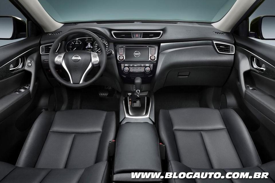 Jeep Cherokee Third Row >> Nissan X-Trail conheça o modelo que pode chegar ao Brasil ...
