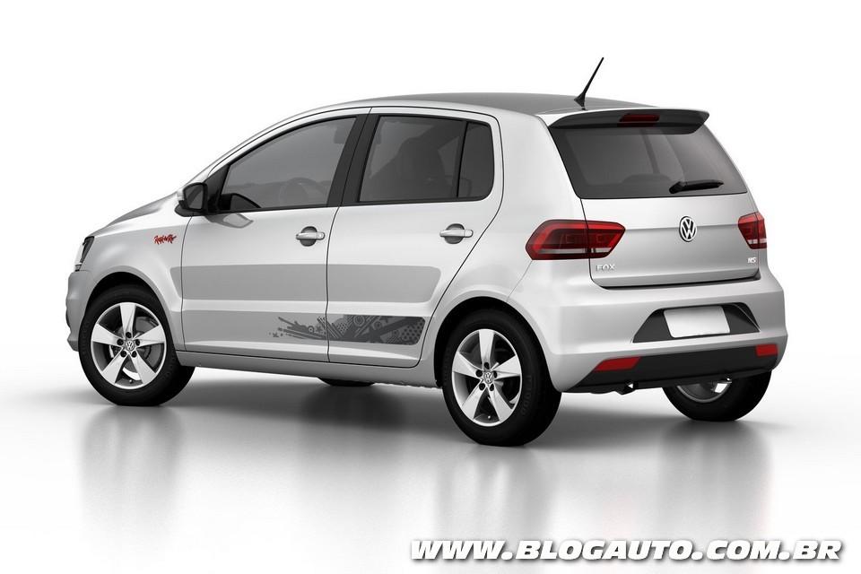 Volkswagen lança Fox Rock in Rio por R$ 50.190
