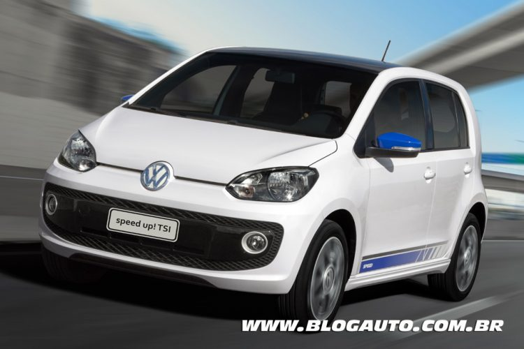Volkswagen Speed up! TSi 2016