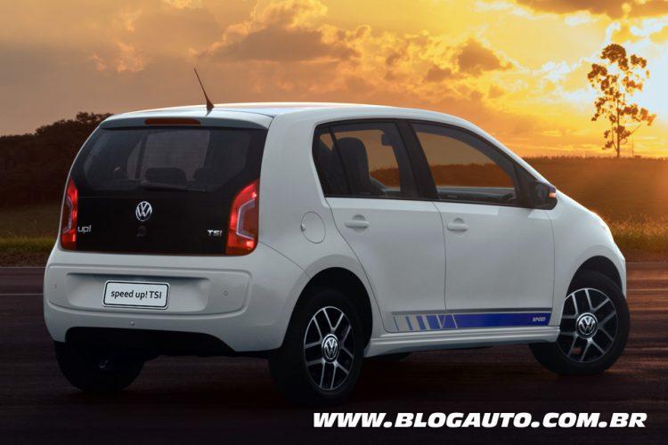 Volkswagen up TSi 2016