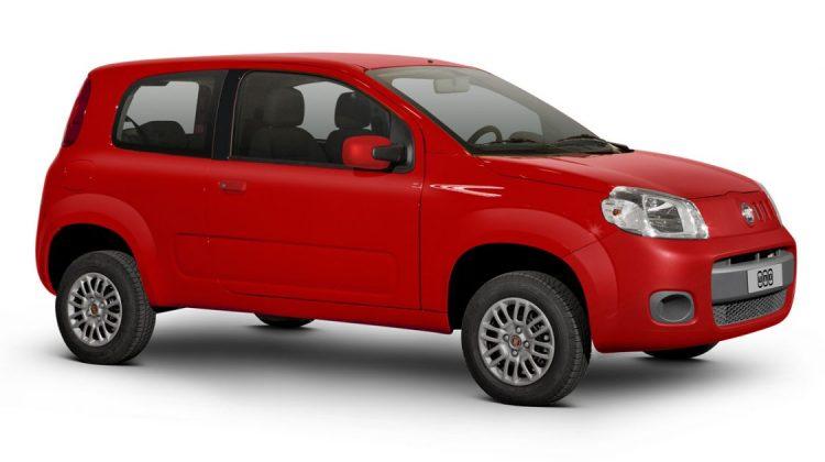 Fiat Uno Vivace 2016