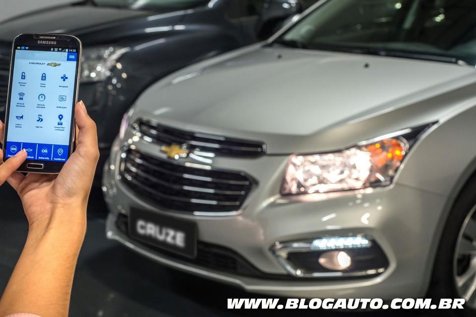 Chevrolet anuncia sistema OnStar no Brasil