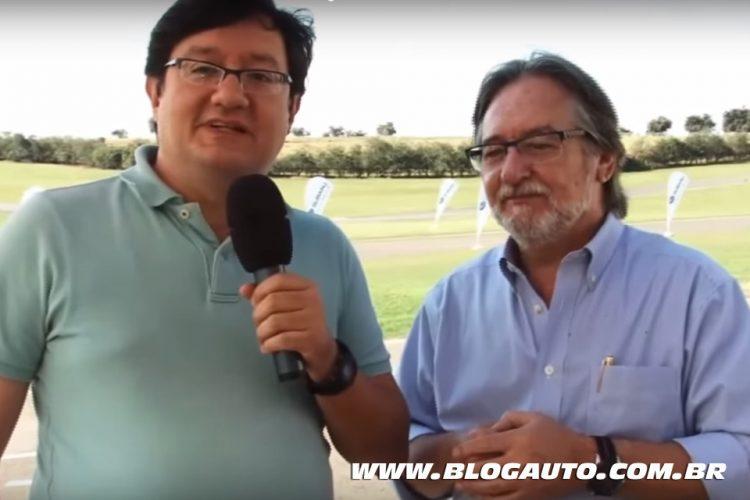 Fabiano Mazzeo entrevista Flávio Padovan