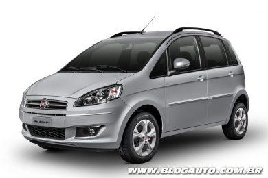 Fiat Idea 2016