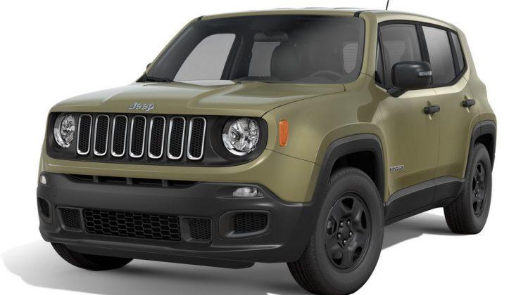 Jeep Renegade 1.8 Flex MT5