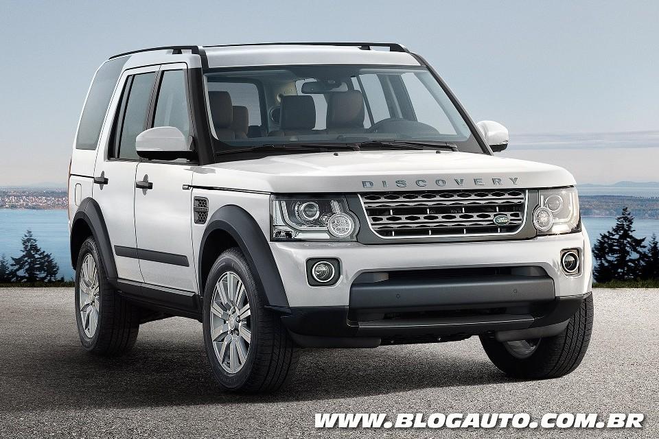 Land Rover Discovery estreia edição limitada RAW