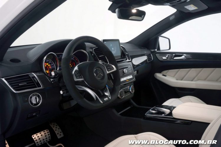 Mercedes-AMG Brabus GLE63 850 Coupé