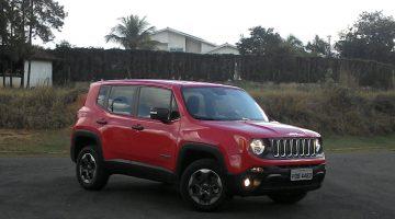 Jeep Renegade 2016 Sport Diesel