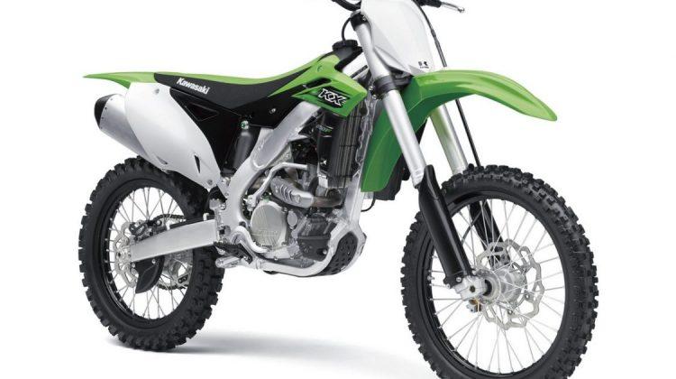 Kawasaki KX250F 2016