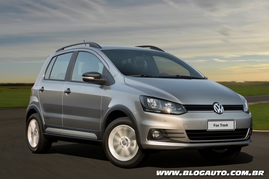 volkswagen fox track estreia por r blogauto. Black Bedroom Furniture Sets. Home Design Ideas