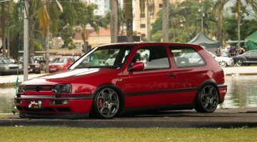 Bubble Gun Treffen 7 - BGT7 - Melhor Carro do Evento Volkswagen Golf GTI Mk3 - Foto Pedro Ruta Jr - DG Works