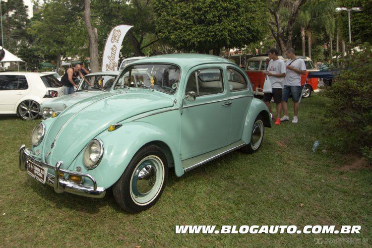 Bubble Gun Treffen 7 - BGT7 - Melhor Original a Ar Volkswagen Fusca verde 61 - Foto Pedro Ruta Jr - DG Works