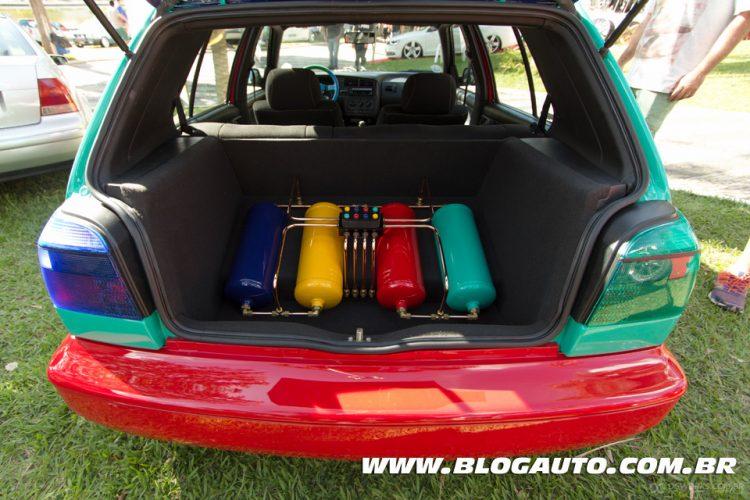 Bubble Gun Treffen 7 - BGT7 - Melhor Porta-malas Volkswagen Golf Harlequim - Foto Pedro Ruta Jr - DG Works
