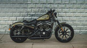 Harley Davidson Iron 883T 2016