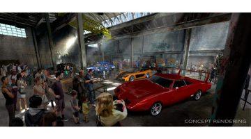 Ilustração do Fast & Furious: Supercharged