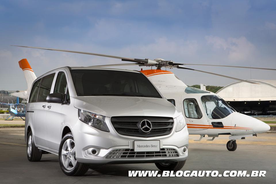 Mercedes-Benz Vito 2015 Van
