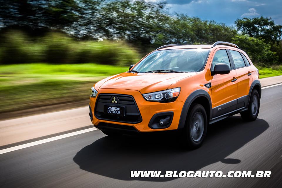 Avaliação: Mitsubishi ASX 2016 Outdoor, para lembrar o TR4 - Página 2 de 2 - BlogAuto