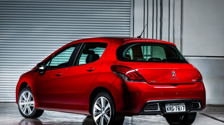 Peugeot 308 2016 Griffe THP
